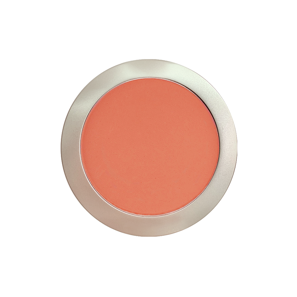 Hip Hop Blusher in Matte Coral