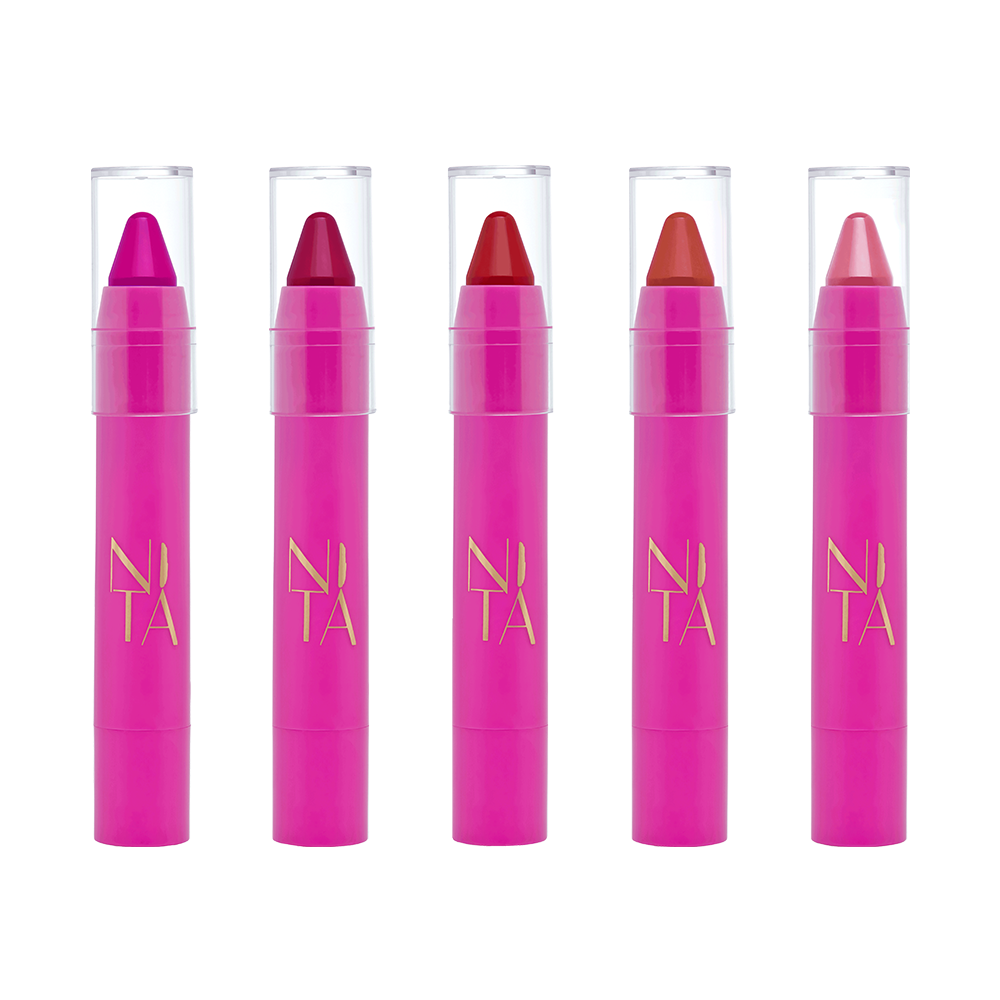 Nita Turkish Moist Jumbo Lipstick Set