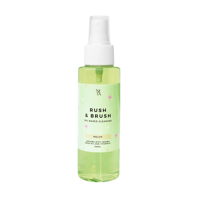 Rush & Brush Oil Based Cleanser - Melon