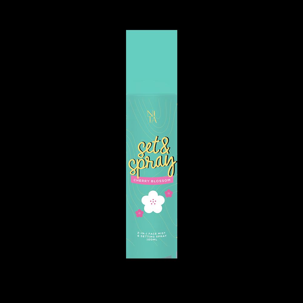 Cherita Nita Set & Spray - Cherry Blossom