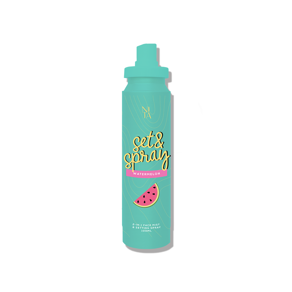 Cherita Nita Set & Spray - Watermelon