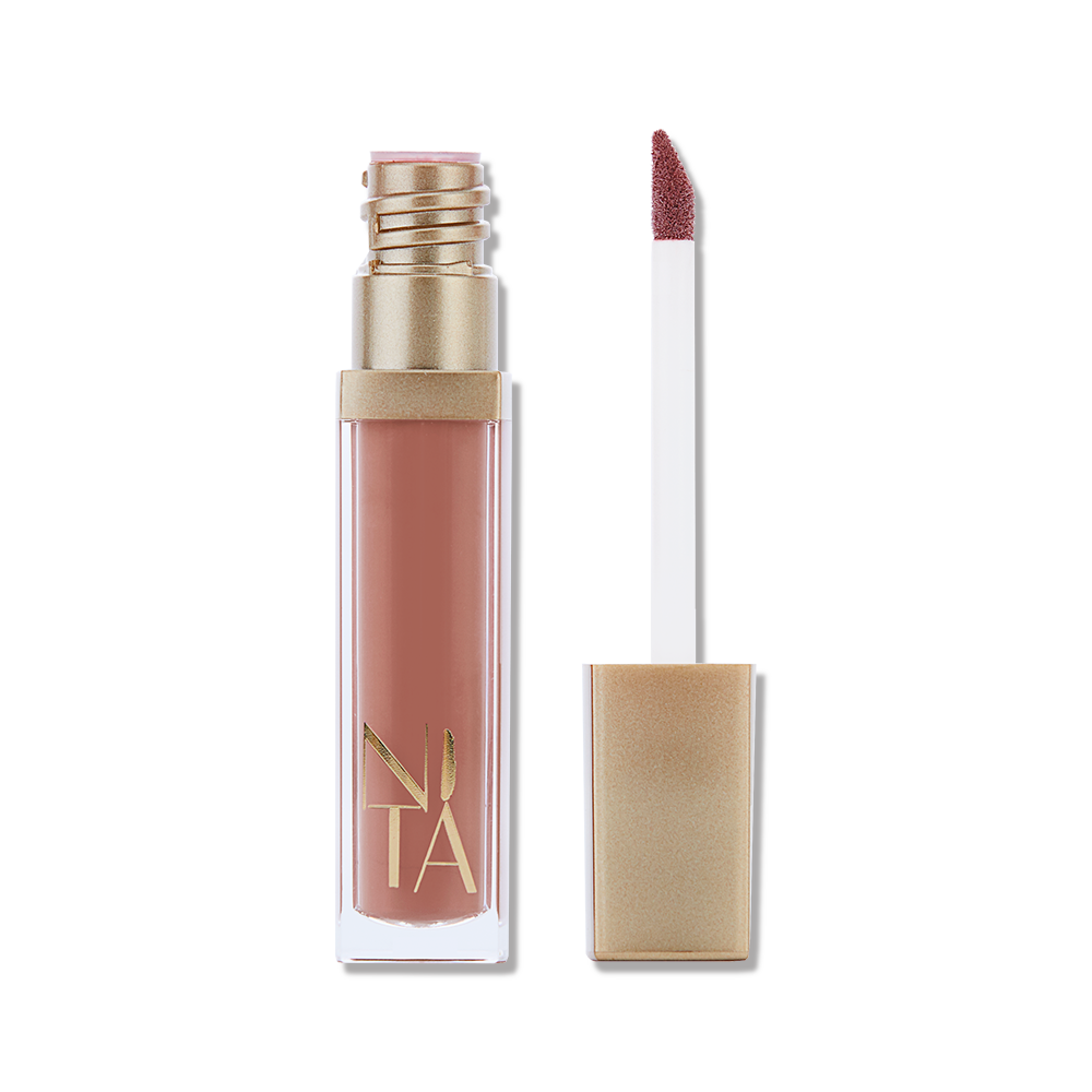 Miloh Matte Liquid Lipstick in Cocoa Nude