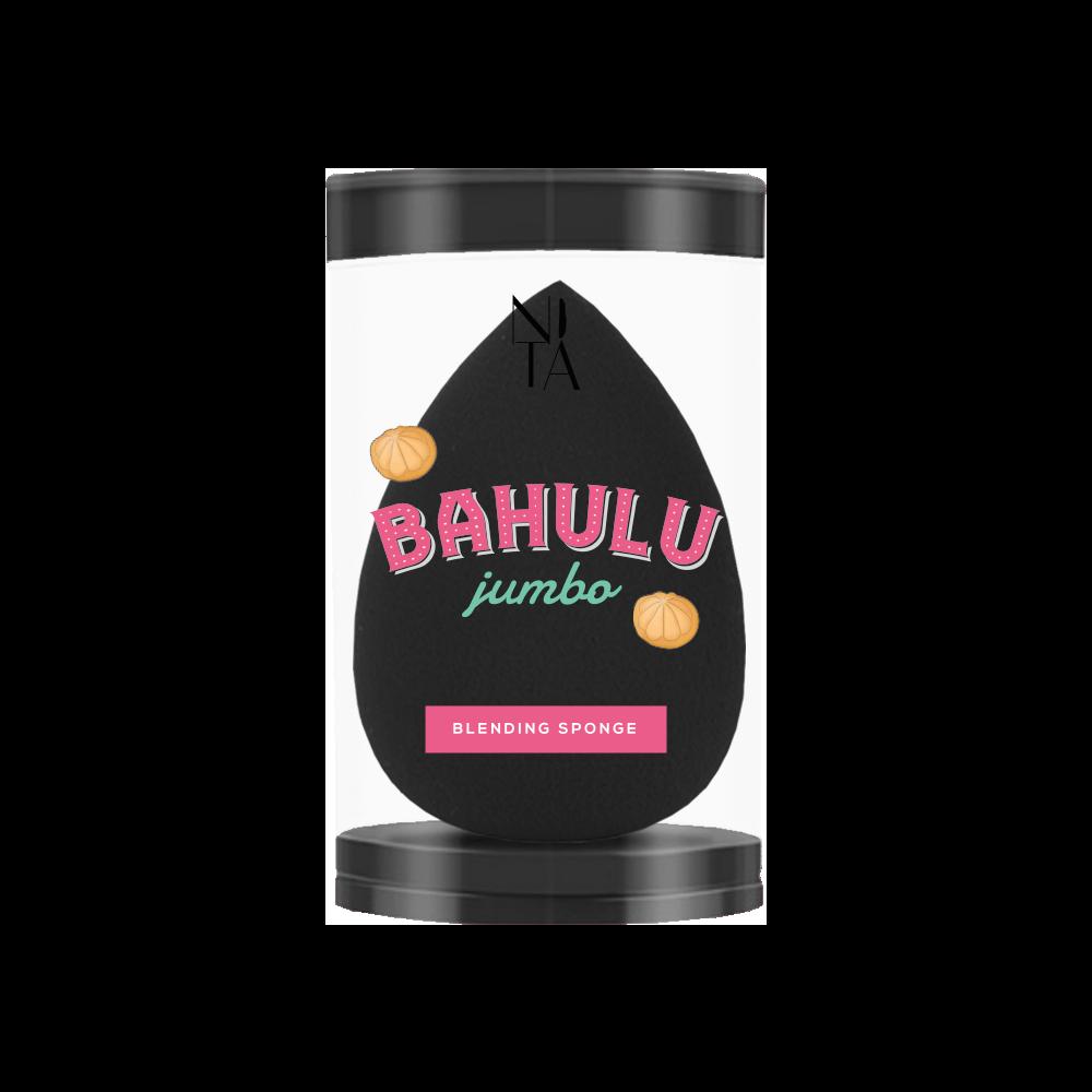 Bahulu Jumbo Hangus Blending Sponge in Black