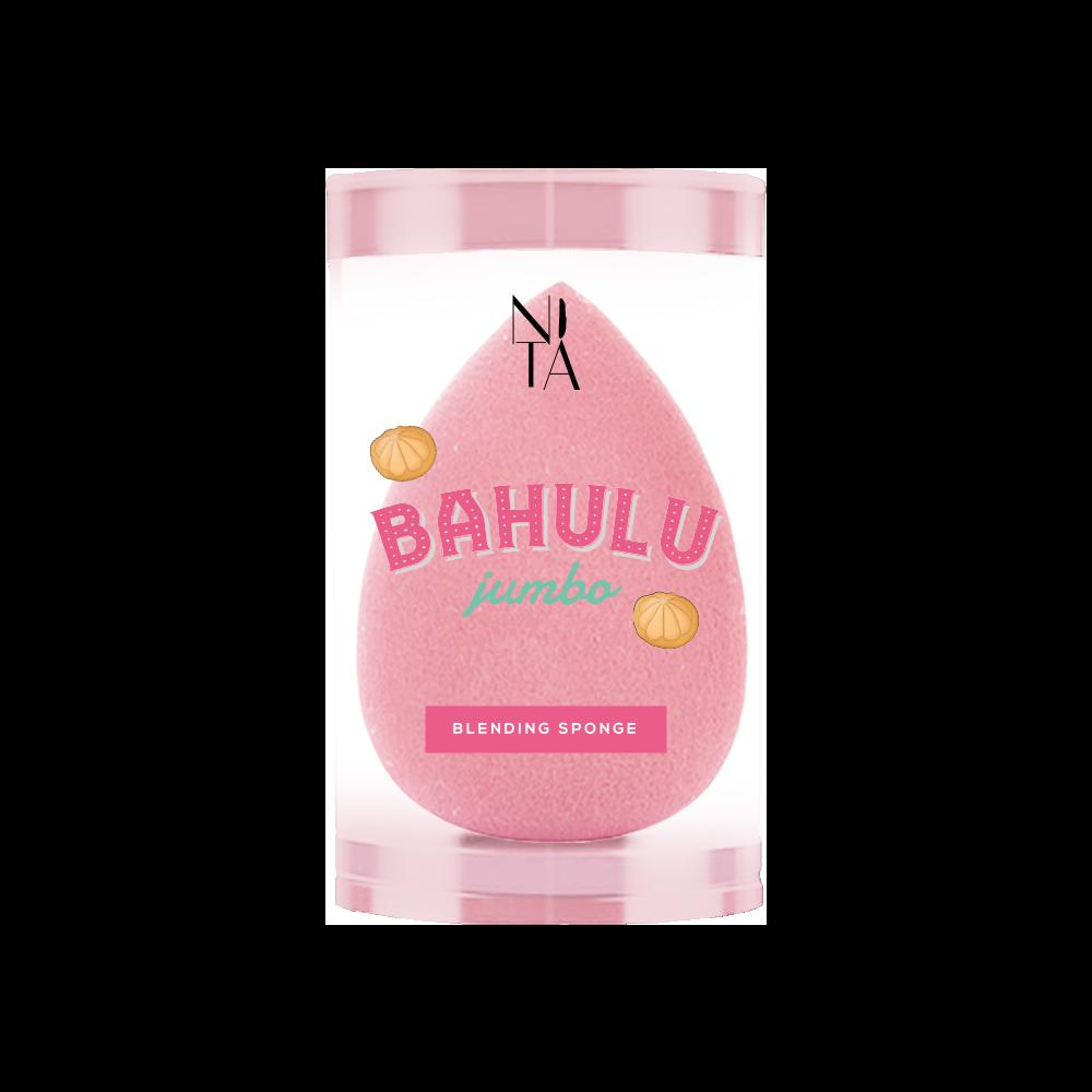 Bahulu Jumbo Lompang Blending Sponge in Pink