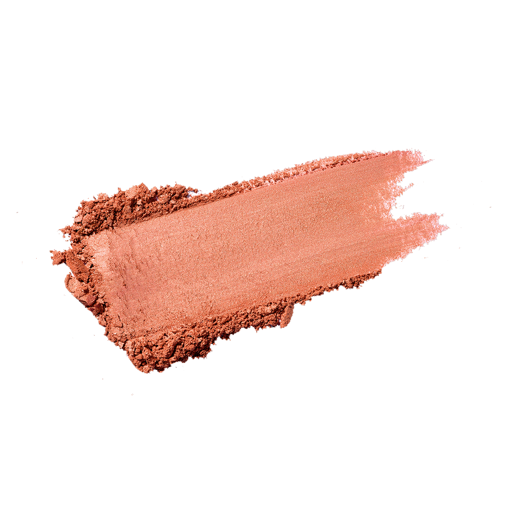 Dangdut Blusher in Shimmer Peach