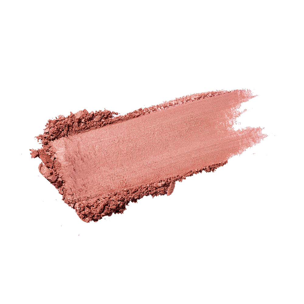 Etnik Blusher in Shimmer Rose Gold